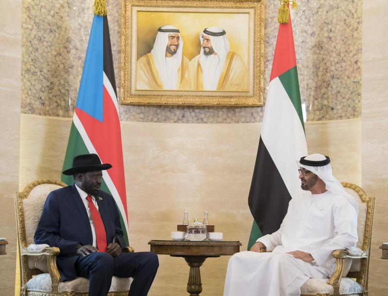 دعم إماراتي لجنوب السودان ضمن خطط تثبيت الاستقرار في القرن الأفريقي