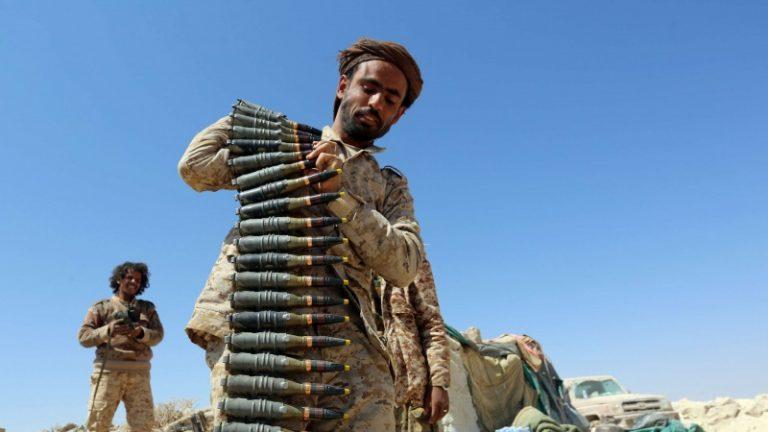 تحالف بين هادي والإخوان لعرقلة مشاركة طارق صالح في الحرب على الحوثيين