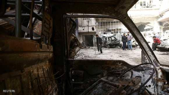 مصادر: اتفاق لنقل جرحى المعارضة السورية من دوما