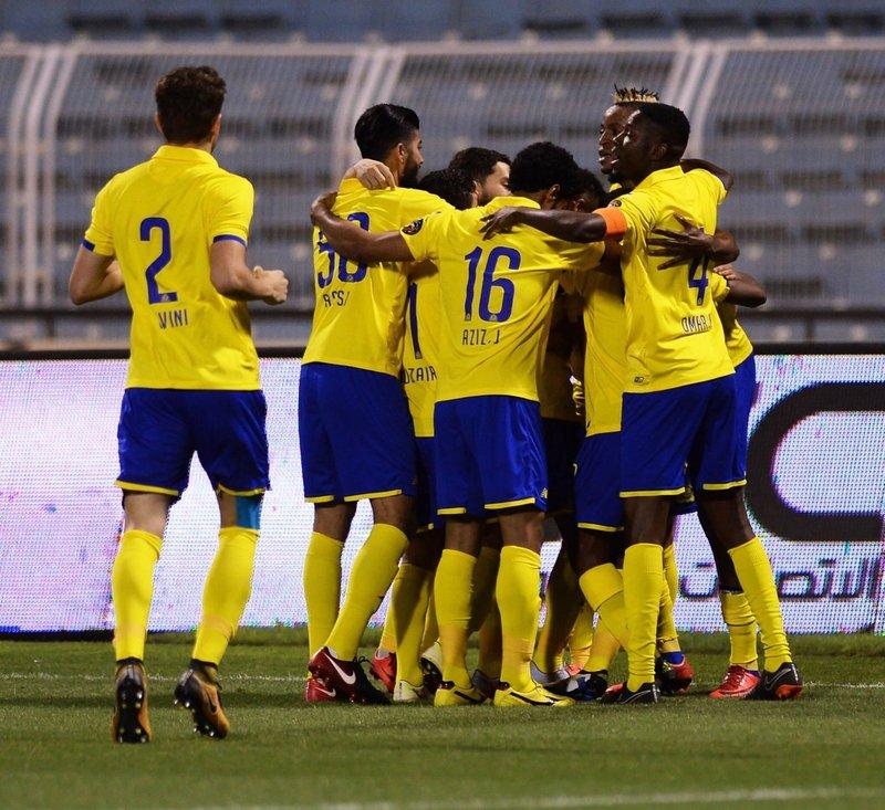 رغم التعادل مع الفتح.. النصر يضمن المركز الثالث في الدوري