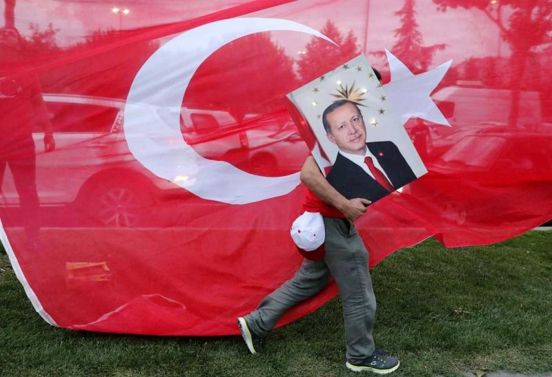 تركيا تدشّن مرحلة حكم الفرد الواحد