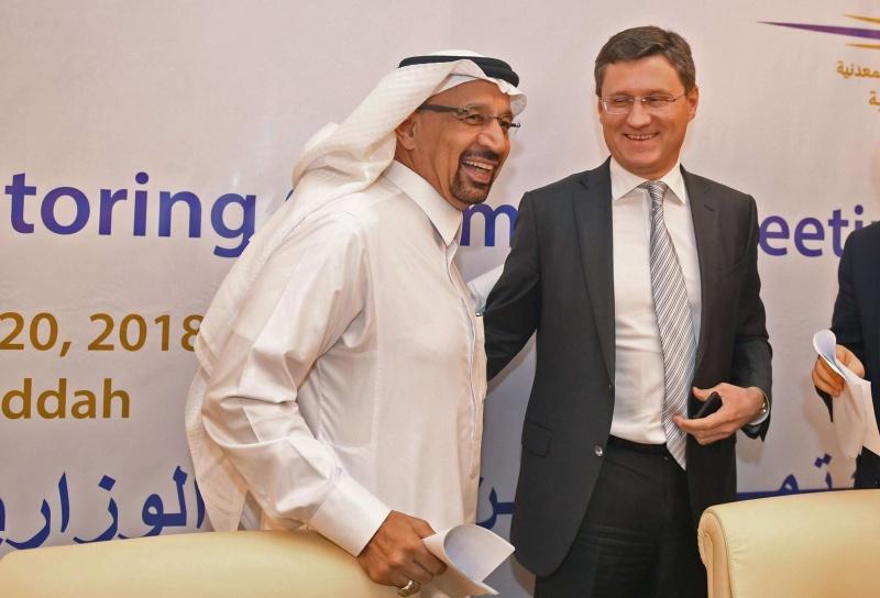 قبضة سعودية روسية جديدة على صناعة النفط العالمية