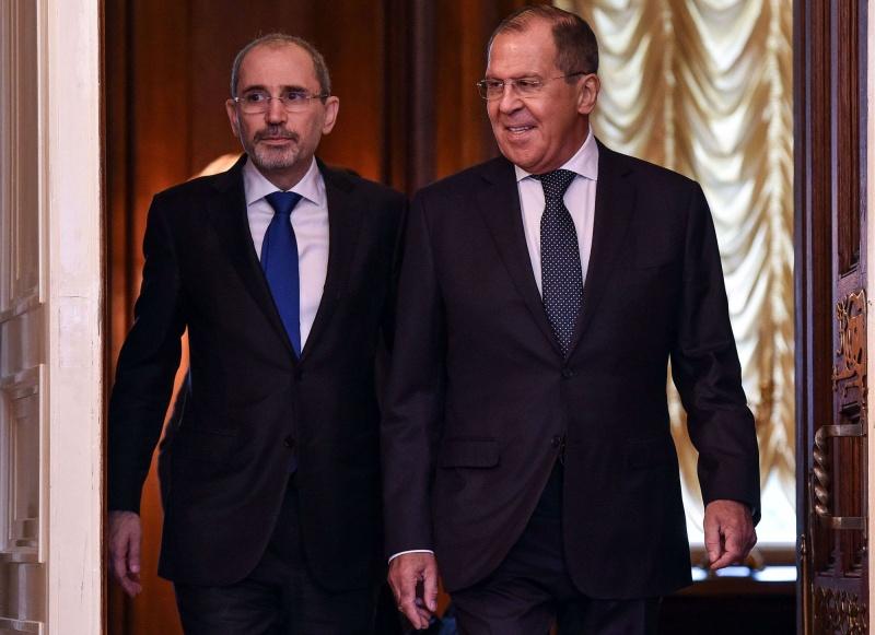 الأردن وروسيا يتمسكان بخفض التصعيد في الجنوب السوري