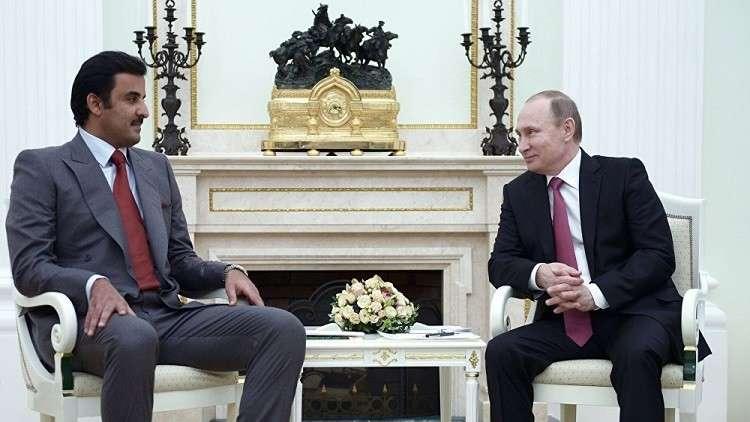 أمير قطر وعباس ونتنياهو على جدول اجتماعات بوتين في دبلوماسية المونديال