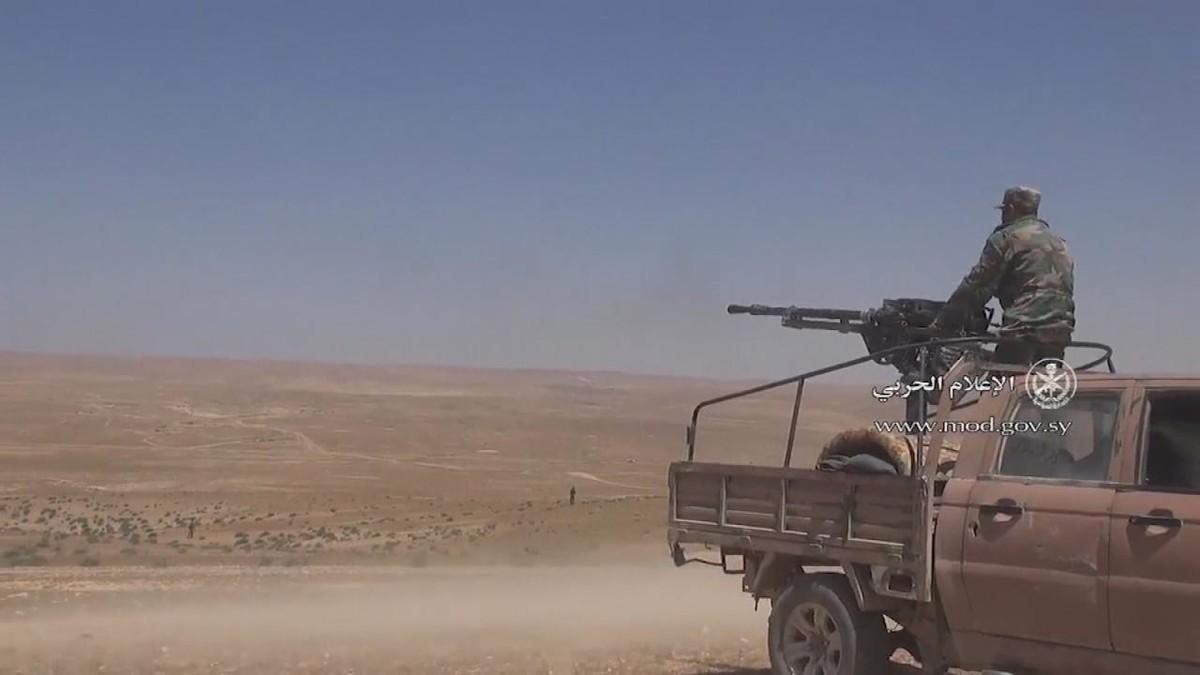 فصائل الجنوب السوري تعلن فشل المفاوضات مع روسيا