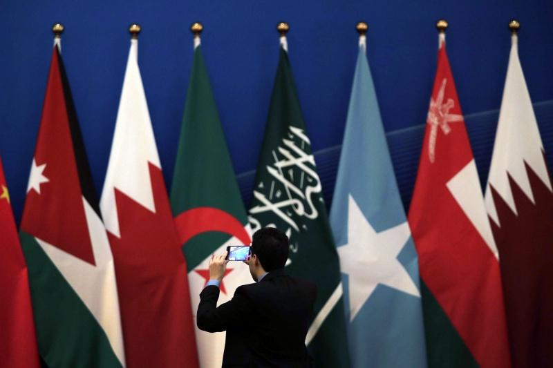 مشروع مارشال صيني لدول الشرق الأوسط