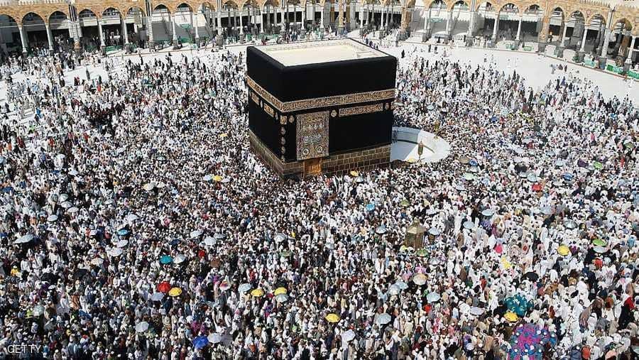 """السعودية ترد على """"الحجب"""" برابط جديد للحجاج القطريين"""