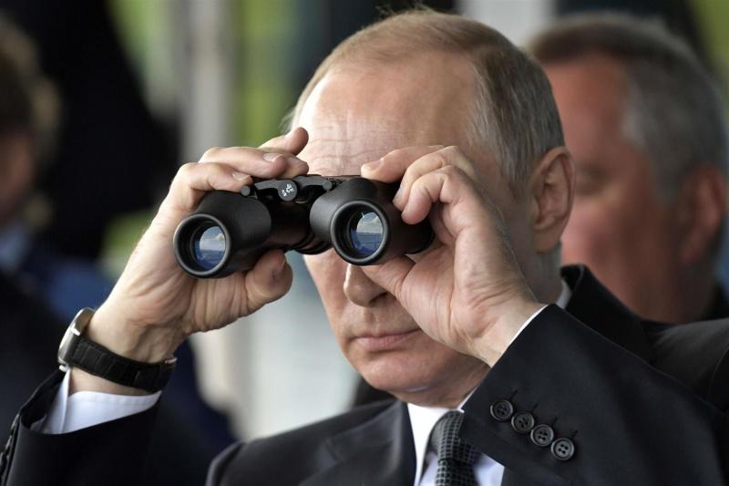 القيصر بوتين يتحصّن بأجهزته السرية