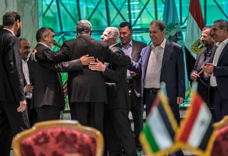 كل طرف لا يأمن للآخرفي لقاءات المصالحة الفلسطينية