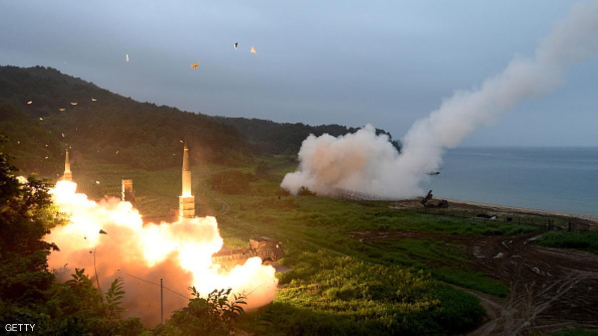 أميركا تنشر أسلحة استراتيجية بعد الصاروخ الكوري الشمالي