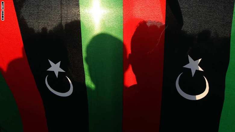 LIBYA-POLITICS-UNREST-DEMO