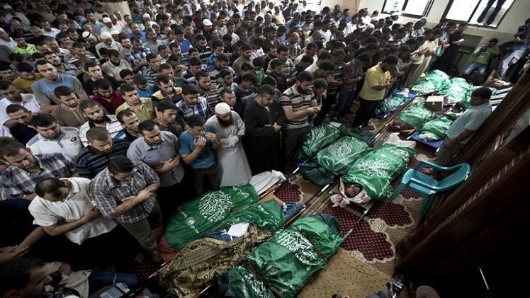 صوره#اسرائيل تستخدم اسلحة محرمة دوليا في هجومها على #غزة