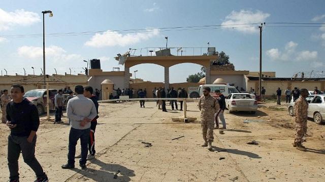 LIBYA-UNREST-BENGHAZI-MILITARY