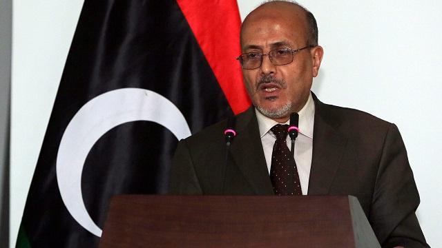 LIBYA-POLITICS-GOVERNMENT-