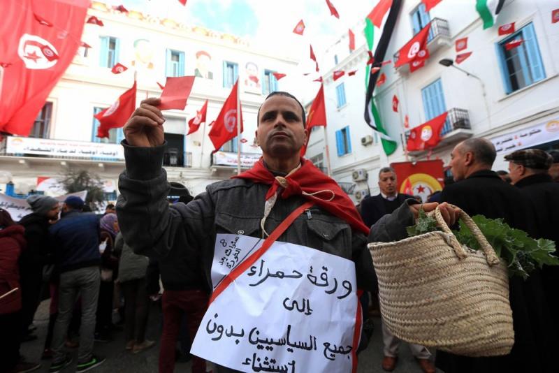 دعوة قائد السبسي للتهدئة لا تنهي تمسك اتحاد الشغل بالإضراب العام