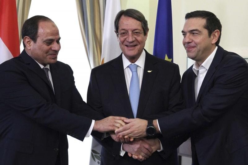 منتدى غاز شرق المتوسط أداة ضغط سياسية بخلفيات اقتصادية