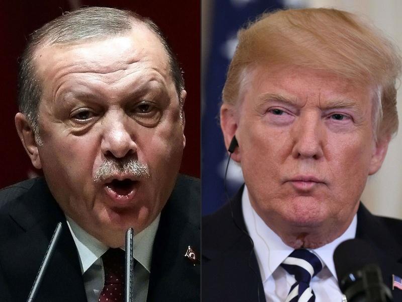 أنقرة تتراجع أمام تهديدات ترامب