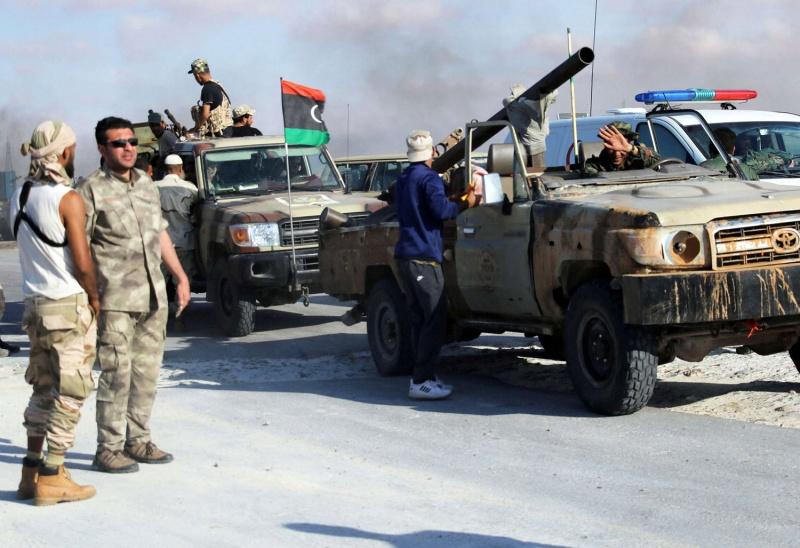 حفتر يطلق عملية عسكرية شاملة جنوب غربي ليبيا