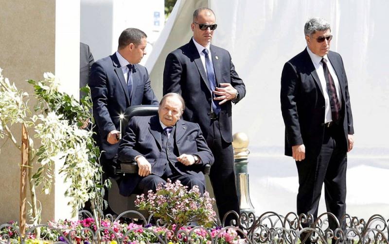 بوتفليقة يزيد الشكوك بشأن الانتخابات الرئاسية