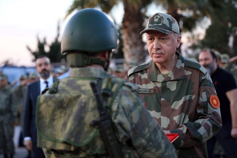 الخسائر في إدلب تضغط على أردوغان للانسحاب من سوريا