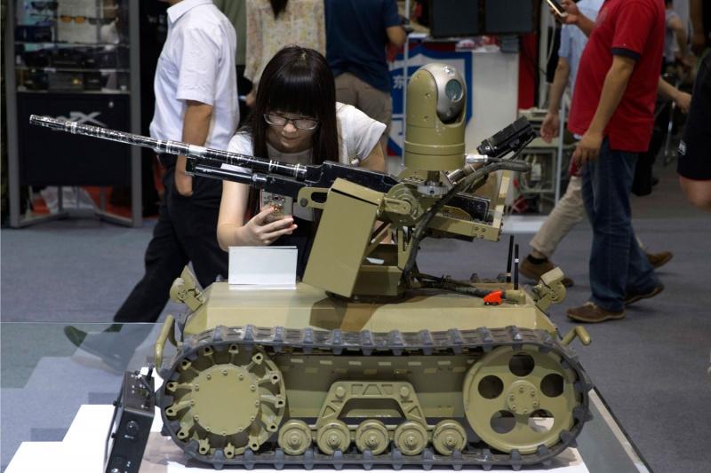 الأسلحة الذكية تشعل حربا باردة جديدة ومختلفة