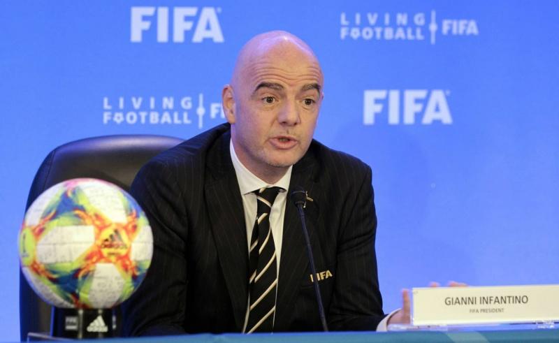 قطر أمام معضلة زيادة عدد منتخبات كأس العالم
