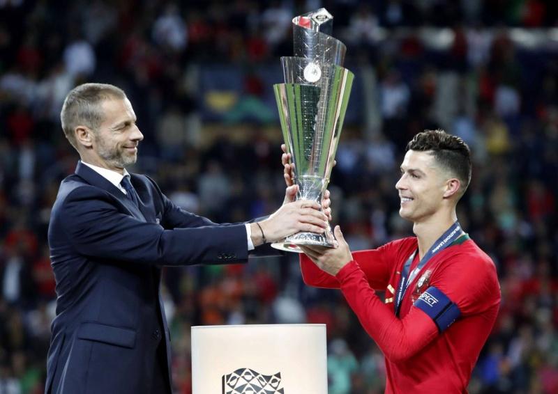 دوري أمم أوروبا طريق المنتخبات إلى كأس العالم