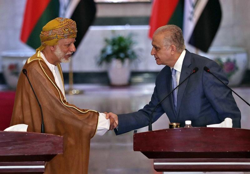 خلاف بين الرئاسات العراقية بشأن الموقف من الأزمة الإيرانية