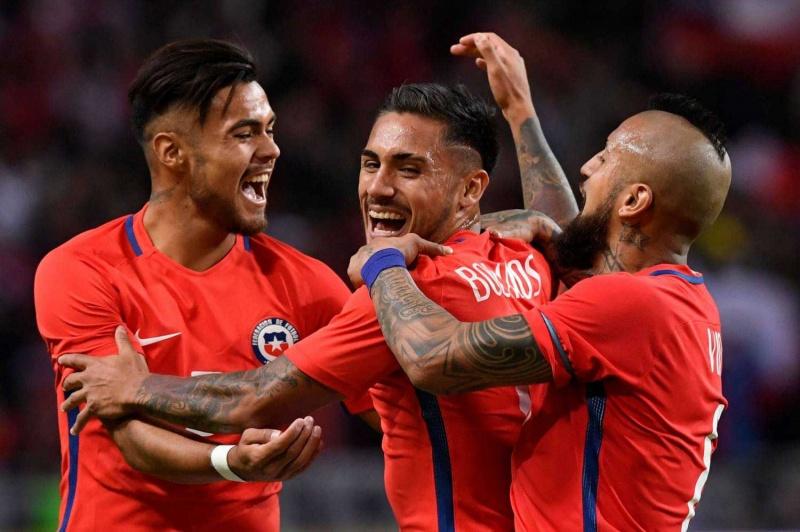 منتخب تشيلي يرصد النجمة الثالثة