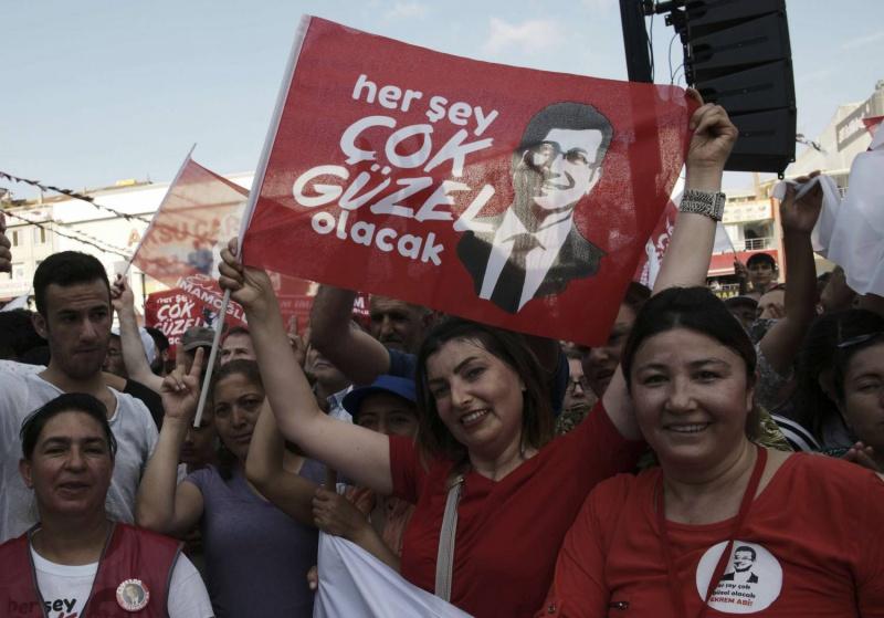 الأكراد يحتشدون خلف إمام أوغلو لتثبيت هزيمة أردوغان في إسطنبول