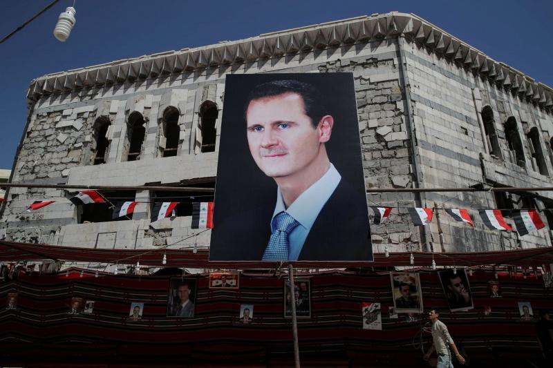 سوريا تخترق تدريجيا جدار مقاطعتها العربية